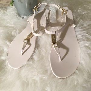 Coach Plato jelly sandals 10 B